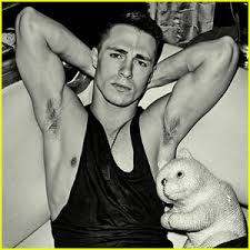 Actor Colton Haynes Gay?