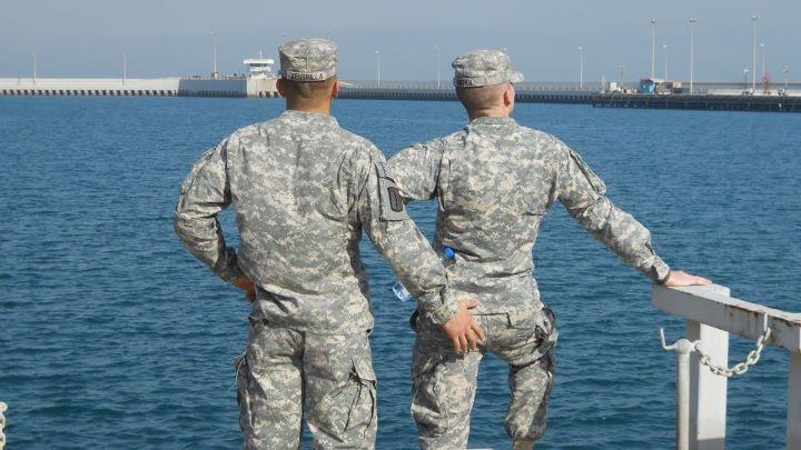 Army Secretary At San Diego Pride